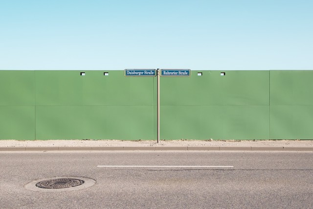 The street with two names - Fineart photography by Ariane Coerper
