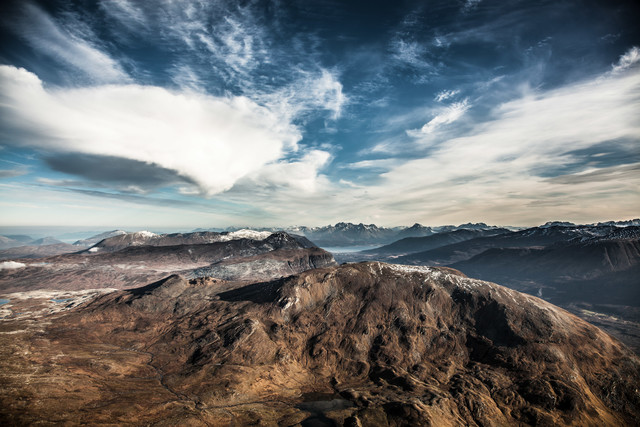 Mountain Landscape - Fineart photography by Sebastian Worm