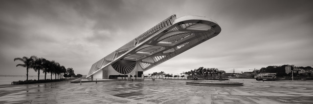 The Museum of Tomorrow in Rio de Janeiro - Fineart photography by Dennis Wehrmann