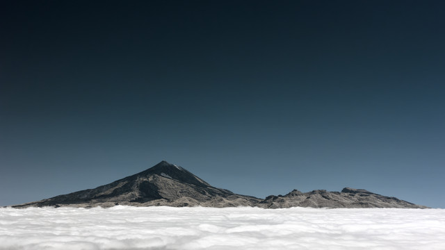 Above the Clouds - Fineart photography by Holger Nimtz