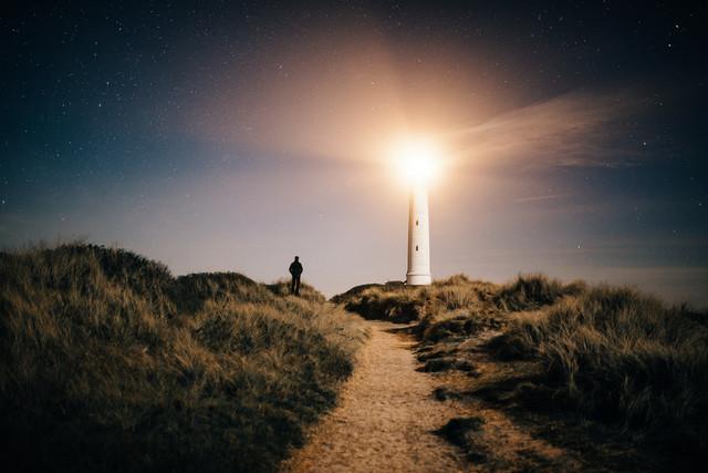light house - Fineart photography by Steven Ritzer