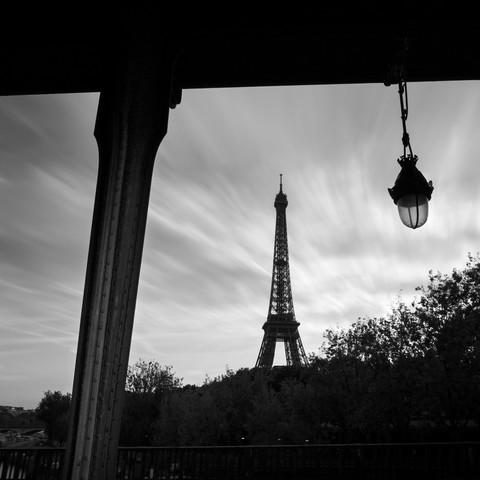 PONT DE BIR-HAKEIM - PARIS - Fineart photography by Christian Janik