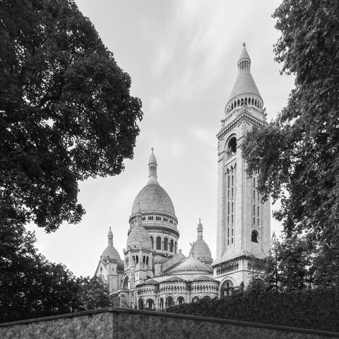 SACRE COEUR - PARIS - Fineart photography by Christian Janik