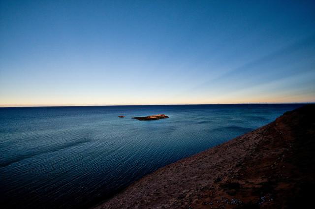 shark bay - Fineart photography by Arno Kohlem