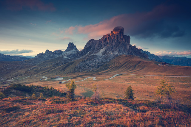 [:] LA GUSELA AT SUNSET [:] - Fineart photography by Franz Sussbauer