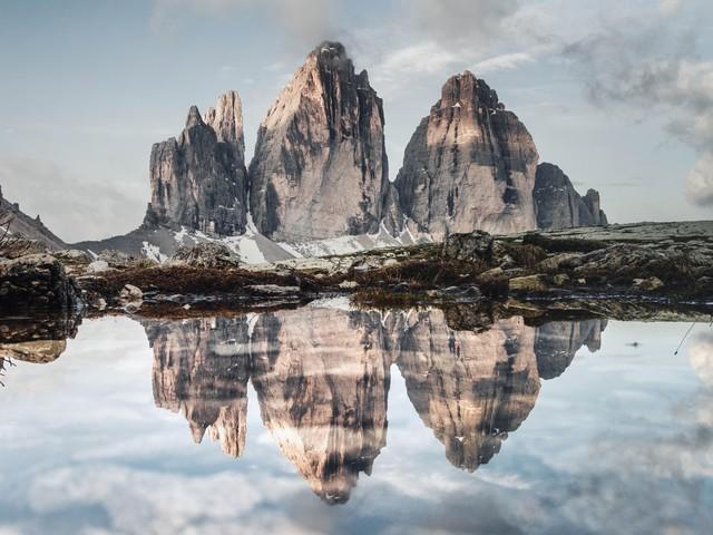 Tre Cime di Lavaredo - Fineart photography by Dominic Lars