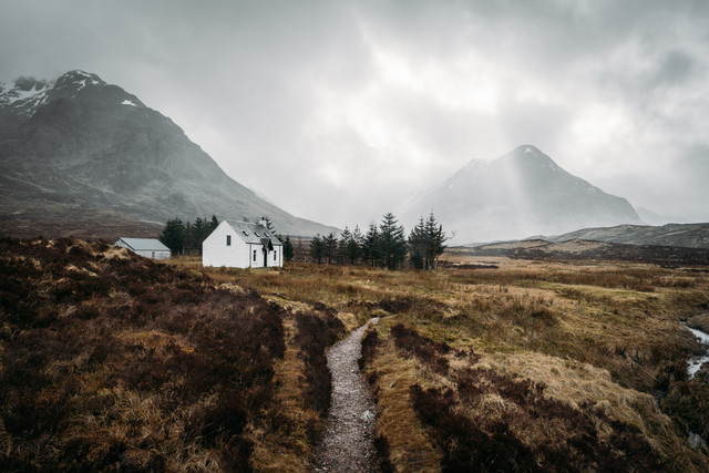 Highland Idyll - Fineart photography by Patrick Monatsberger