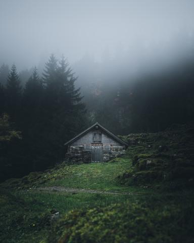 Shelter - Fineart photography by Dorian Baumann