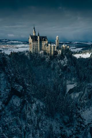 Castle Neuschwanstein - Fineart photography by Dominik Wierl