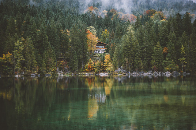 Stay cozy - Fineart photography by Johannes Hulsch