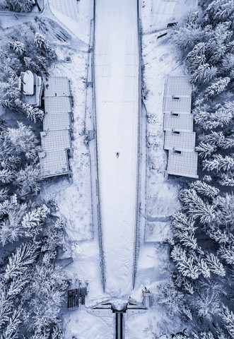 Ski Jumping Heaven - Fineart photography by Konrad Paruch