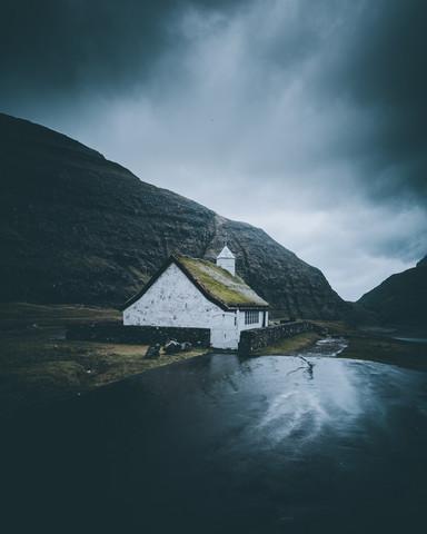 Take me to church - Fineart photography by Dorian Baumann