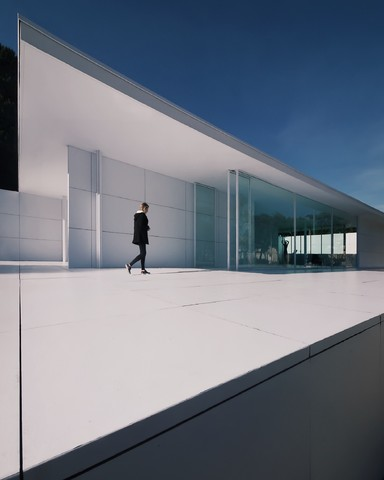Mies missing materiality - Fineart photography by Roc Isern