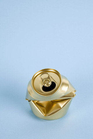 Gold Can - Fineart photography by Loulou von Glup