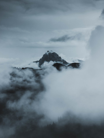 Above the clouds - Fineart photography by Frithjof Hamacher