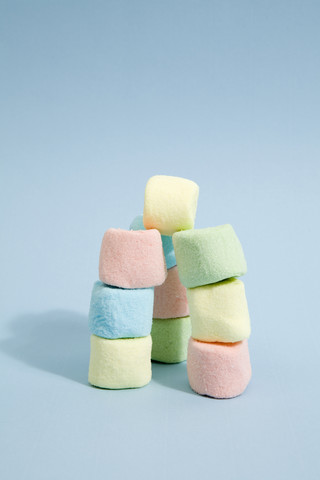 Marshmallow - Fineart photography by Loulou von Glup