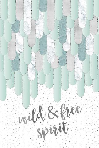 WILD & FREE SPIRIT - Fineart photography by Melanie Viola