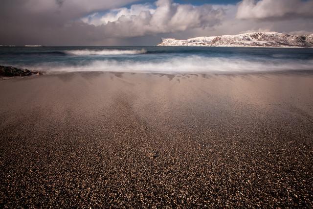 Arctic Beach - Fineart photography by Sebastian Worm