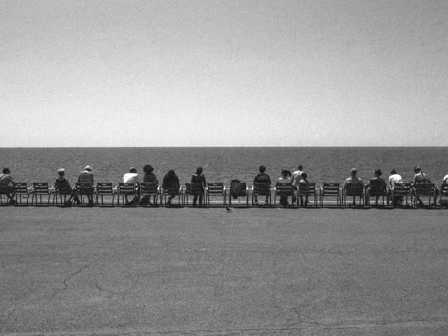 Horizon - Fineart photography by Martin Röhr