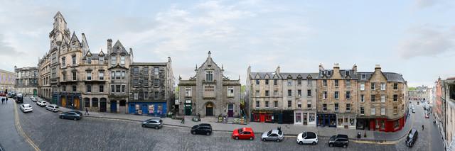 Edinburgh   Victoria Street - Fineart photography by Joerg Dietrich