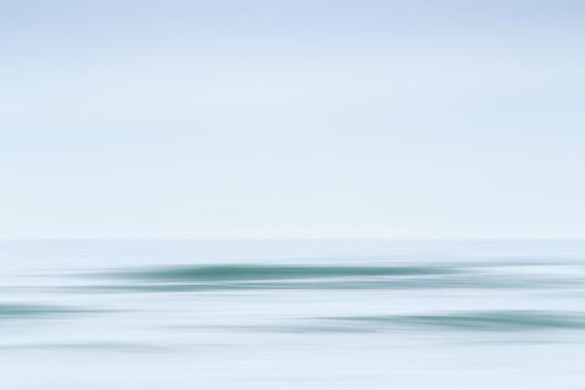 Bright Sea - Fineart photography by Holger Nimtz