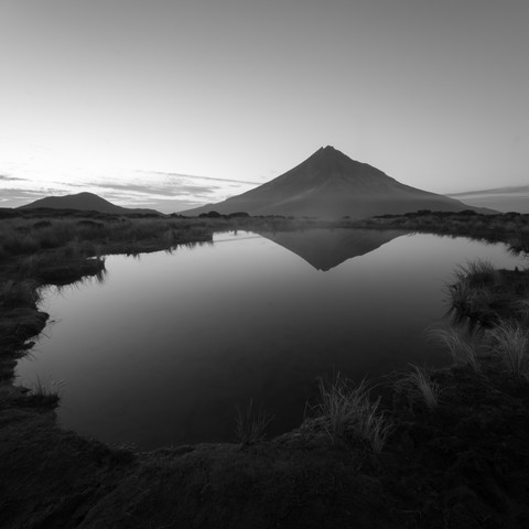 Pouakai Tarn - Fineart photography by Christian Janik