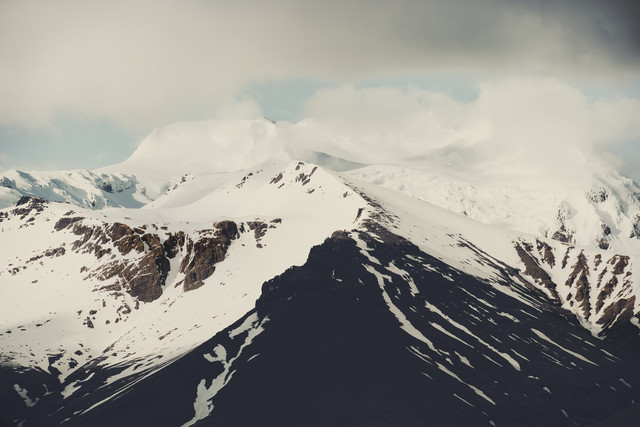 Clouds in the mountains II - Fineart photography by Pascal Deckarm