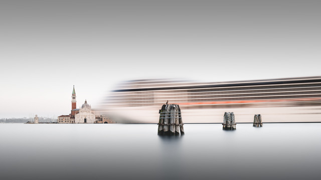 MSC Musica Venice - Fineart photography by Ronny Behnert