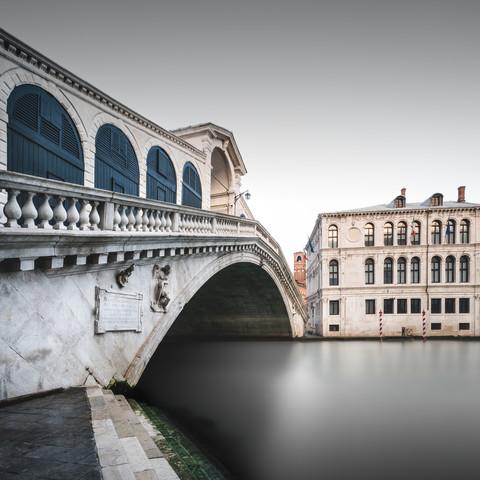 Rialto Venice - Fineart photography by Ronny Behnert