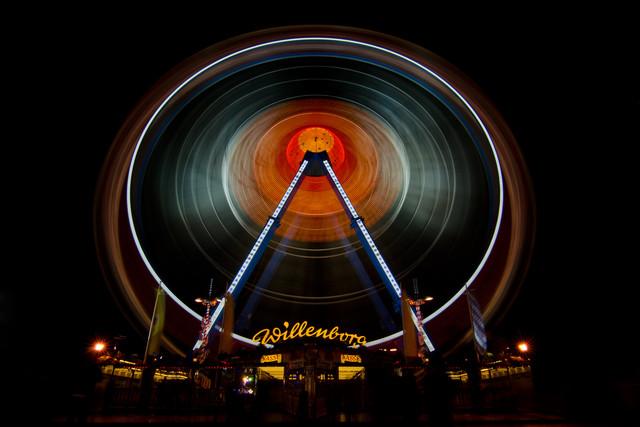 30 seconds #3 - Fineart photography by Jochen Fischer