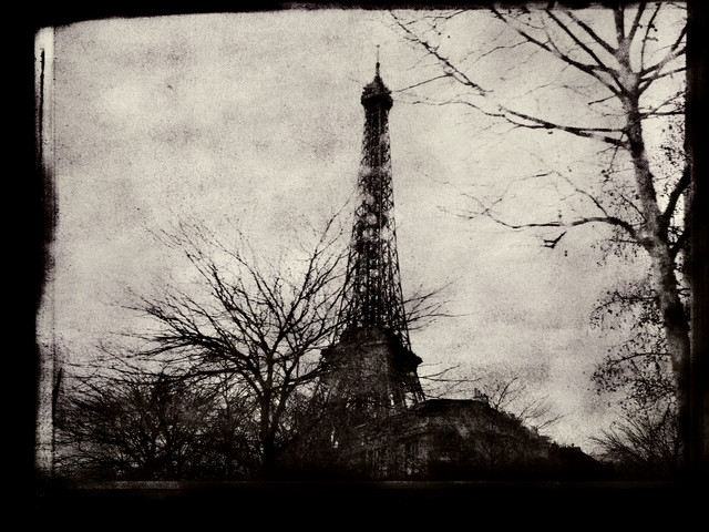 Tour Eiffel - Fineart photography by Sophie Etchart