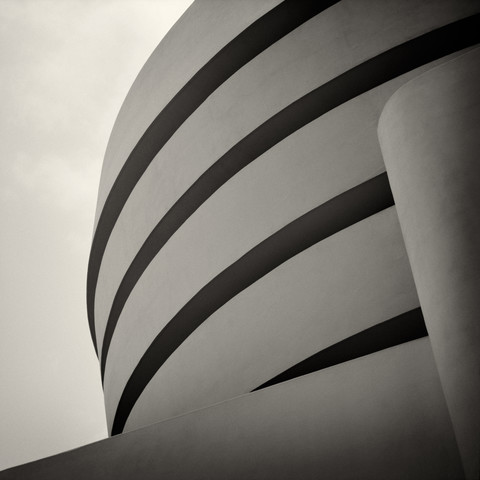 Guggenheim Museum New York, No.1 - Fineart photography by Alexander Voss