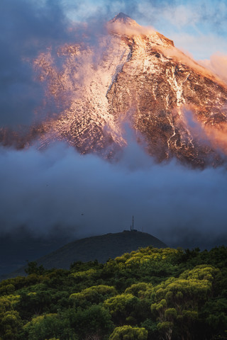 The Peak of the Pico - Fineart photography by Jean Claude Castor