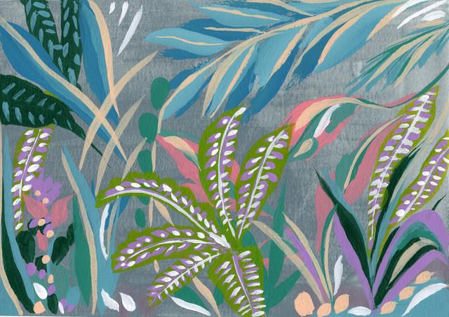Green Tropical - Fineart photography by La Tinta Studio Fernanda Martínez