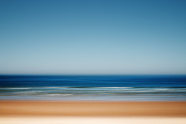 summer beach - Fineart photography by Manuela Deigert