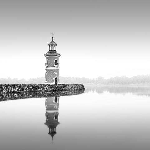 Leuchtturm Moritzburg - Fineart photography by Ronny Behnert
