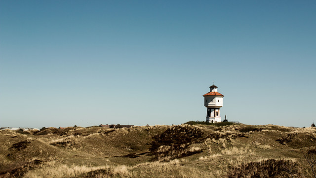 The water tower of Langeoog - Fineart photography by Manuela Deigert