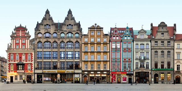 Wroclaw | Rynek 1 - Fineart photography by Joerg Dietrich