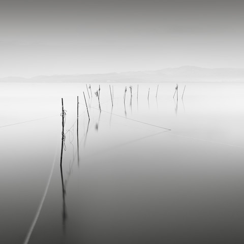 Fish trap - Fineart photography by Ronny Behnert