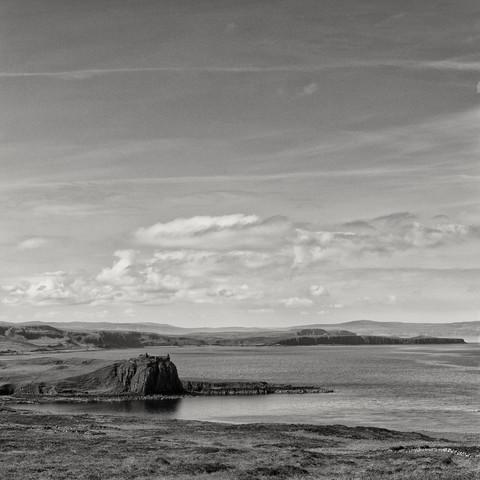 Duntulm Castle - Fineart photography by J. Daniel Hunger