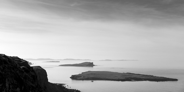 Staffin Bay #2 - Fineart photography by J. Daniel Hunger