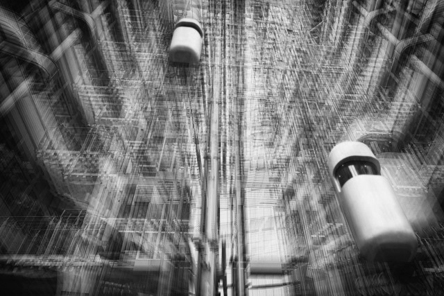 lift into the future - Fineart photography by Roswitha Schleicher-Schwarz