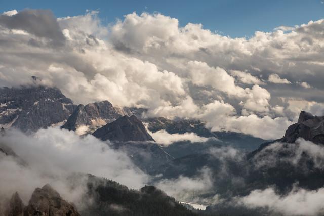 Dolomites - after the storm - Fineart photography by Mikolaj Gospodarek