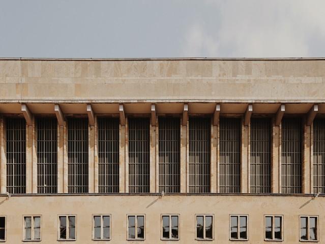 Tempelhof 3 - Fineart photography by Florent Bodart