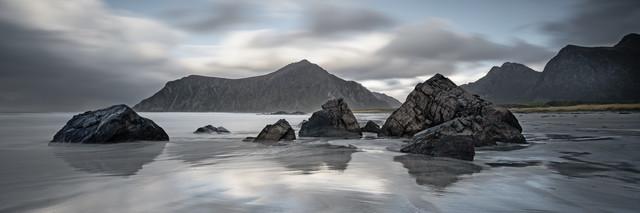 Skagsanden Lofoten Norway - Fineart photography by Dennis Wehrmann
