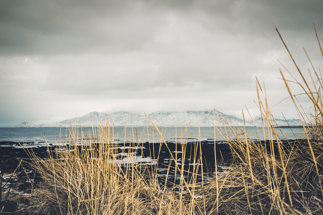 View on Esja - Fineart photography by Pascal Deckarm
