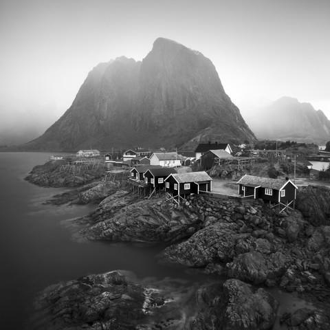 Hamnøy Lofoten - Fineart photography by Ronny Behnert