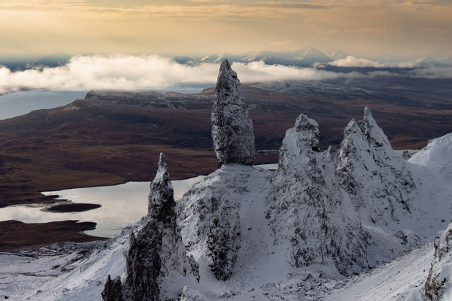 The Old Man Of Storr - Fineart photography by Martin Rau