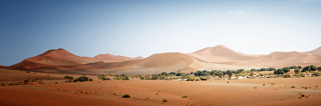 Sossusvlei, Namib Wüste - Fineart photography by Norbert Gräf