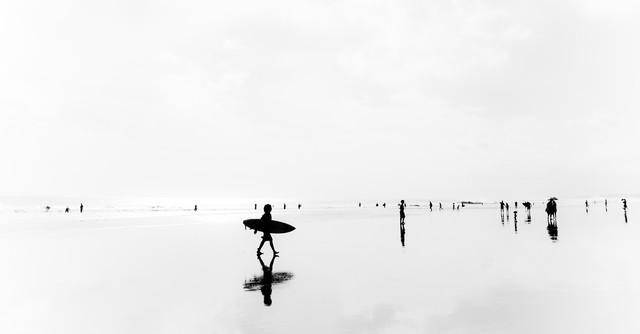 Balibeach #2 - Fineart photography by J. Daniel Hunger